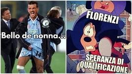 Roma eliminata dalla Champions: ironie e sfottò sul web