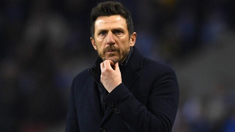 Roma I Tifosi Divisi Su Difra Resta La Squadra Ha Lottato