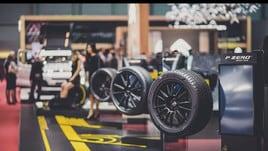Pirelli al Salone di Ginevra presenta le P Zero Winter