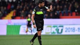 Serie B, Perugia-Verona affidata a Di Martino. Lecce-Foggia: arbitra Nasca