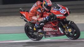 MotoGp Ducati, Dovizioso: «In Qatar posso essere competitivo»