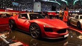 Mole Almas, le foto della coupé che richiama l'Alfa Romeo
