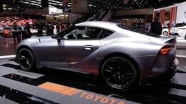 Salone di Ginevra 2019: la nuova Toyota Supra