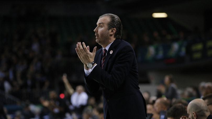 Basket, Eurolega: Olimpia Milano, contro il CSKA missione quasi impossibile
