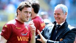Ranieri e la Roma: una lunga storia d'amore