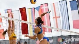 Beach Volley: a Sidney vanno avanti tre coppie su quattro