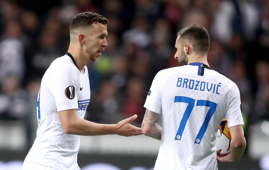 Europa League: Inter, chi tira i rigori? Brozovic discute con Perisic e lo sbaglia