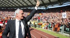 Roma, ecco come sarà la formazione di Ranieri contro l'Empoli