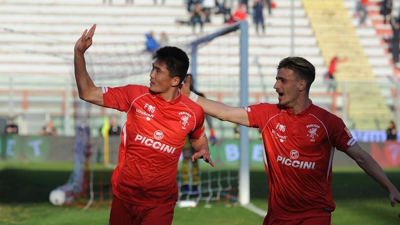 Serie B, Perugia-Verona: il ritorno dell'«1» vale 2,40