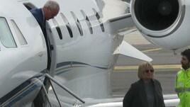 Claudio Ranieri sbarca a Roma