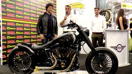 Video-Intervista: Max Gazzè e la passione per la moto