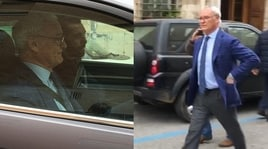 Roma, Ranieri torna a casa. De Sanctis gli fa d'autista