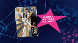 La Crystal card di Ronaldo