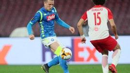 Europa League: scommesse chiuse sul Napoli ai quarti