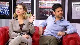 La notte è piccola per noi, l'intervista a Michela Andreozzi e Andrea Sartoretti