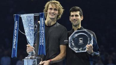 Tennis, ATP Finals a Torino dal 2021 al 2025: è ufficiale
