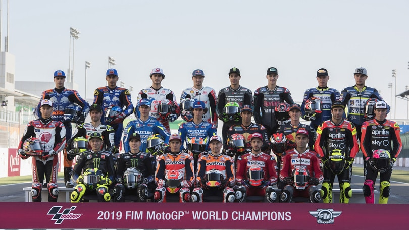 MotoGp 2019: Classifica