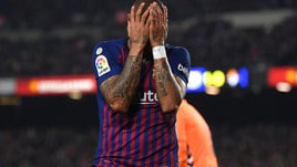 Boateng, che flop al Barcellona. Il ghanese nuovamente non convocato per scelta tecnica