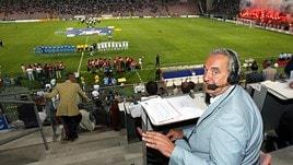 Bruno Pizzul: chierichetto, calciatore e telecronista