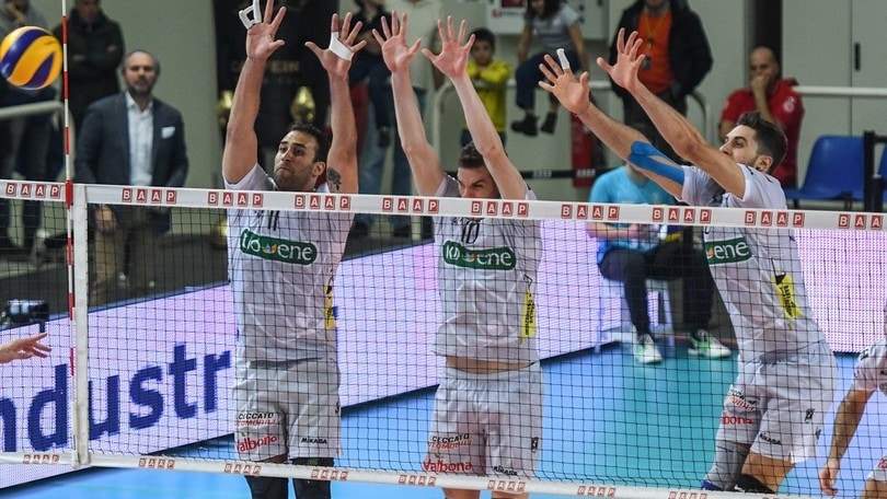 Volley: Superlega, Perugia-Padova e Civitanova-Milano anticipano a sabato