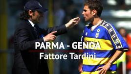 Parma-Genoa, fattore Tardini