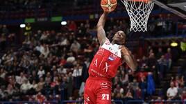 Basket, Eurolega: l'Olimpia Milano non compie l'impresa, vince il CSKA