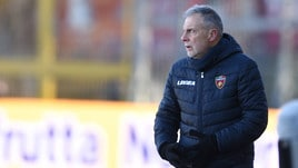 Serie B Cosenza, Braglia «Ora siamo una squadra attrezzata per questa categoria»