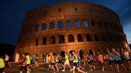 Stop alla Mezza Maratona serale di Roma: niente permessi
