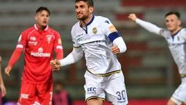 Serie B Perugia-Verona 1-2: gli scaligeri espugnano il Curi