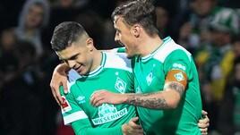 Bundesliga: tutto facile per il Werder, poker allo Schalke 04