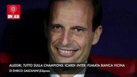 Juve, tutto sulla Champions. Roma in emergenza