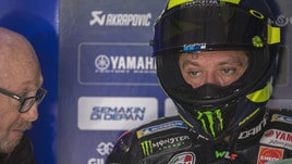 MotoGp Qatar, Rossi: «Difficile entrare in Q2»