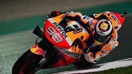 MotoGp Qatar, Lorenzo: «Possiamo essere competitivi»