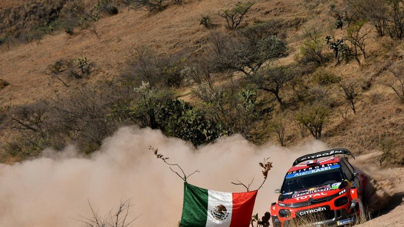 Rally Messico, Ogier al comando nella prima giornata