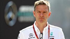 F1 Mercedes, Allison: «A Melbourne una vettura totalmente diversa dai test»