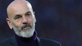 Serie A Fiorentina, Pioli: «Di Francesco out? Siamo tutti legati ai risultati»
