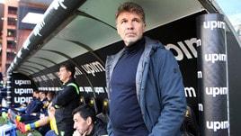 Serie A Frosinone, Baroni: «Con il Torino sarà fondamentale»