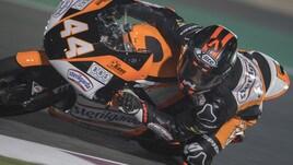 Moto3 Qatar, Canet va in pole position