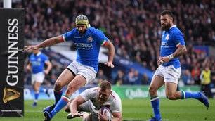 Rugby, Italia ko in Inghilterra: botte e spettacolo a Twickenham