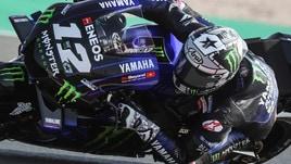MotoGp Qatar: Vinales si prende la pole position, secondo Dovizioso