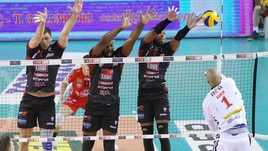 Volley: Superlega, Civitanova spegne una buona Milano