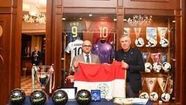 Napoli, Ancelotti premiato per lotta contro razzismo e discriminazione territoriale