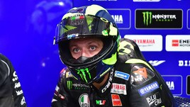 MotoGp Qatar, Rossi: «Sarà una gara difficile»