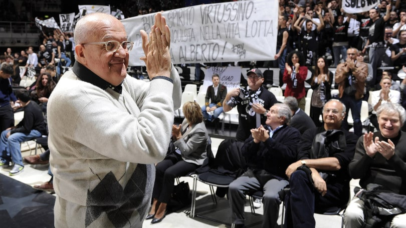 Basket italiano in lutto: addio ad Alberto Bucci