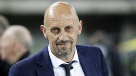 Serie A Chievo, Di Carlo: «Crediamo in noi stessi»