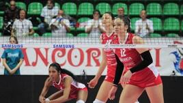 Volley: A1 Femminile, Cuneo firma l'impresa sul campo di Scandicci