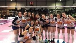 Volley: A2 Femminile, Pool Salvezza, due punti d'oro a Sassuolo per Baronissi