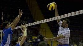 Volley: A2 Maschile, Girone Blu, Catania vittoria corroborante contro il Club Italia