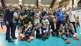 Volley: A2 Maschile, Girone Blu, Cantù batte Cuneo e sale al quarto posto