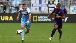 Diretta Fiorentina-Lazio ore 20.30: probabili formazioni e dove vederla in tv